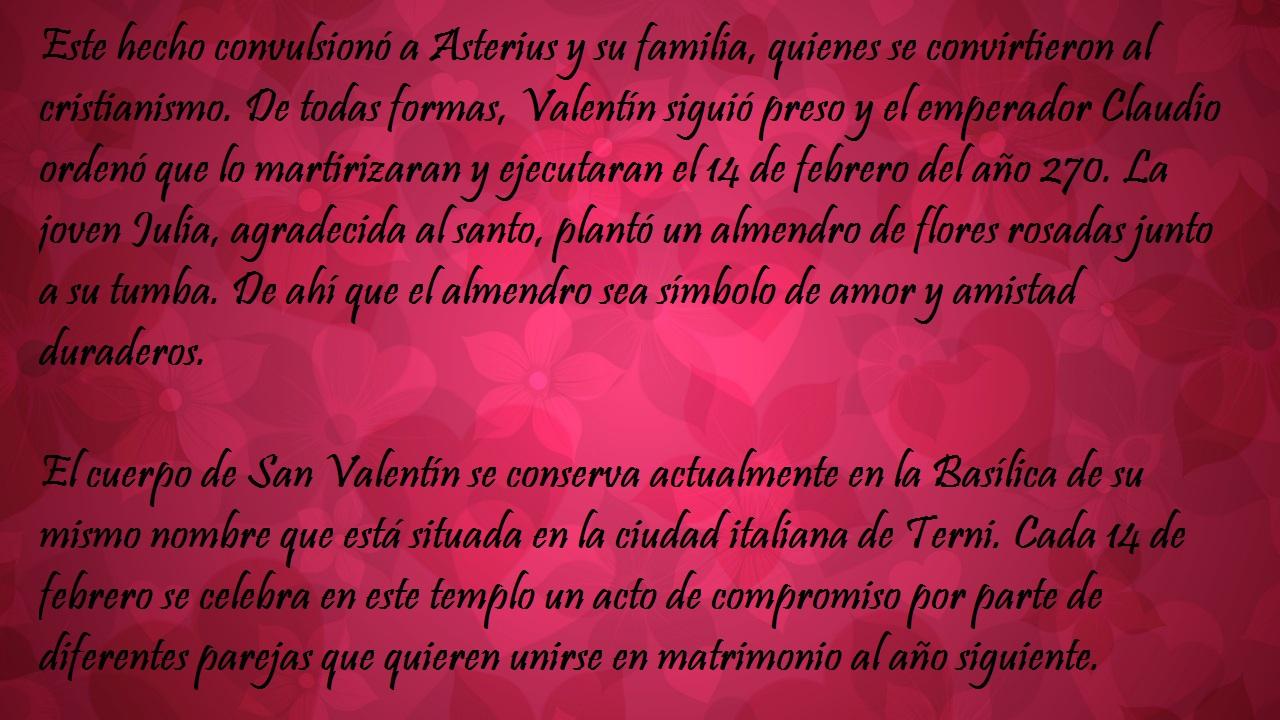 magnificent historia de san valentin contemporary valentine gift la historia de san valentin