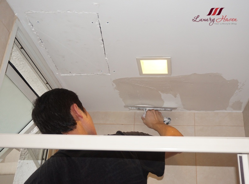 singapore condo aircon installation applying permit