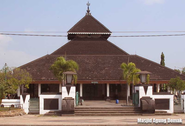 Foto Masjid Agung Demak