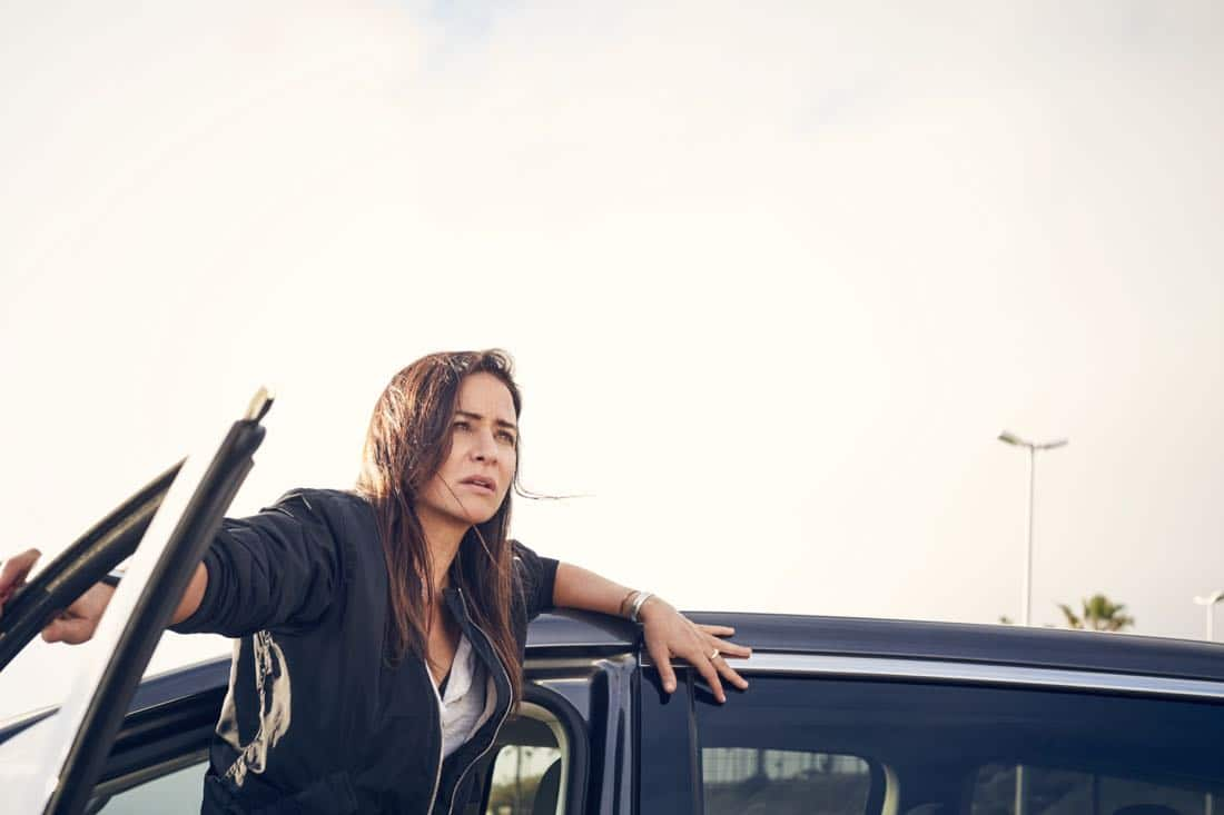 Pamela Adlon es Sam Fox