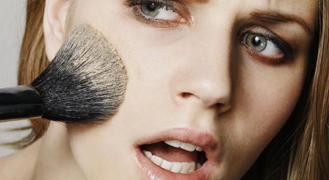 errores de maquillaje