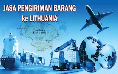 EKSPEDISI MURAH KE LITHUANIA