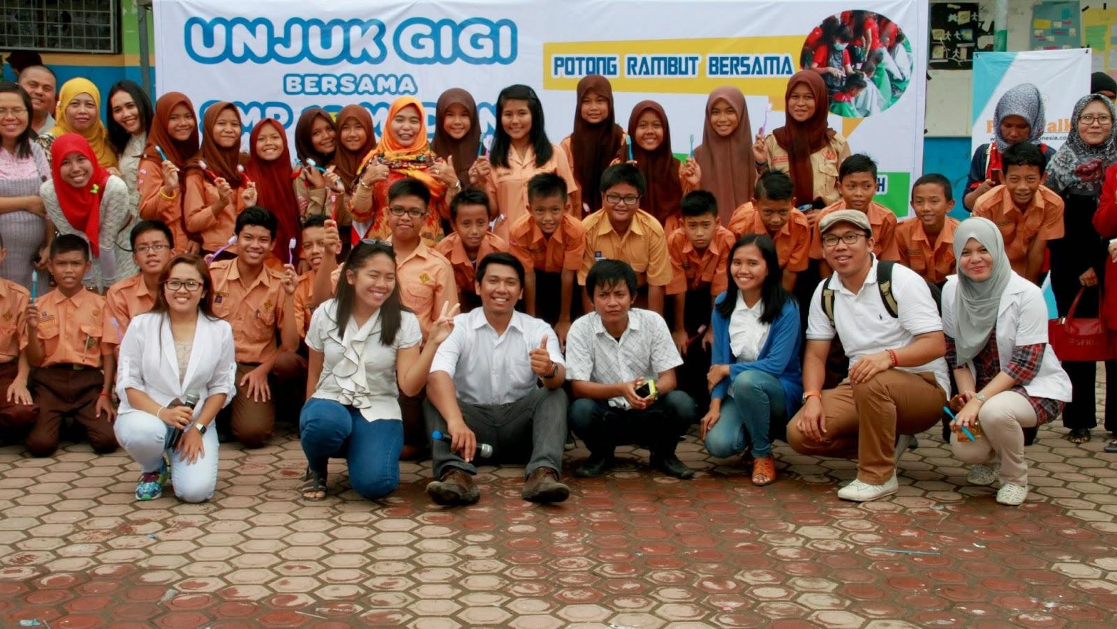IKSA'93 – FunTalk Indonesia Unjuk Gigi Bersama SMP Negeri 16 Medan