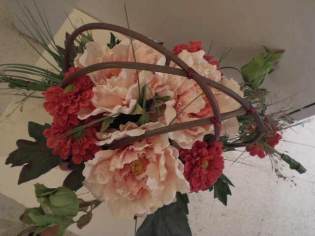 Art silk flowers aadda artificial floral arrangement silk flowers arrangement mightylinksfo