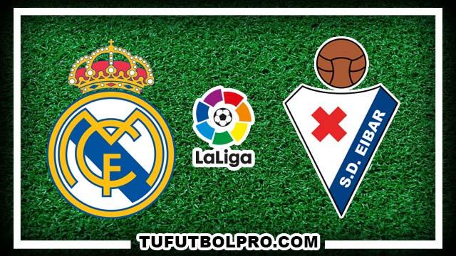 Ver Real Madrid vs Eibar EN VIVO Por Internet Hoy 2 de Octubre 2016