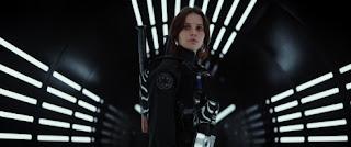 Felicity Jones en la nueva película de Star Wars