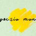 Nuevo sello: La poesía mancha