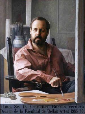 Pintor español, Maestros españoles del retrato