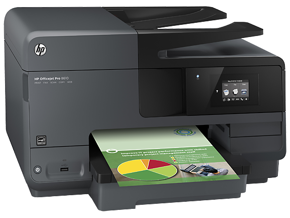 hp 8610 scanner software for mac