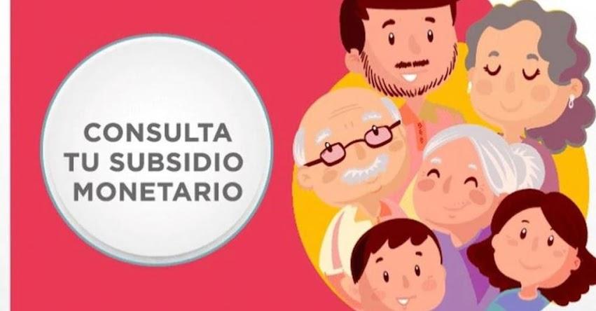 MIDIS: Links Oficiales de los Bonos Perú 2020