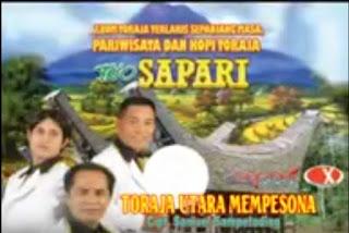 Download Lagu Trio Sapari - Toraja Utara Mempesona