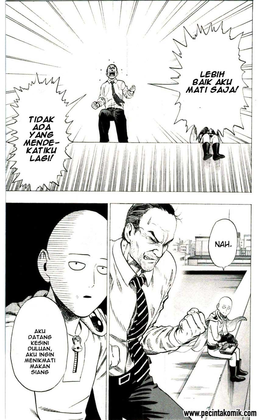 One Punch Man Chapter 50 Extra Bahasa Indonesia