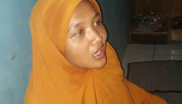 Istri Almarhum Zoya Kembalikan Bantuan Umat Rp400 Juta dan Minta Diberikan Kepada Anak Yatim