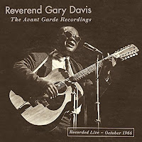 Rev. Gary Davis's The Avant Garde Recordings
