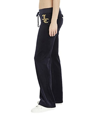 Clothes for new moms: Juicy Couture Velour Track Pants