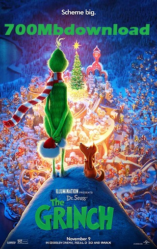 The Grinch 2018 English 600MB HDCAM x264 Download