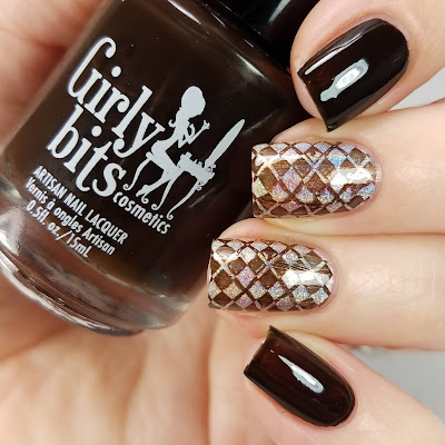 Girly Bits Cosmetics Stump Up The Jam Fall 2017 Collection Part 1 Swatches and Review