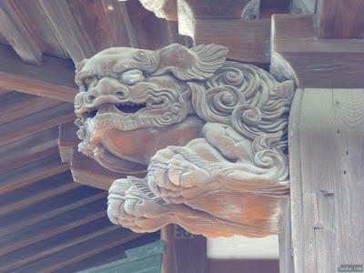 白玉神社 玉春神社、玉繁神社、七夕神社