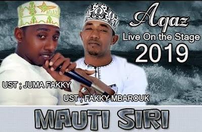 AUDIO | Juma Fakky Ft. Afnania - Funga Ni Kubwa Amali | Download Mp3 [New Song]