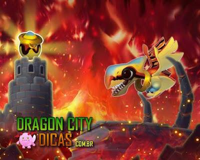 Dragão Caçador - Informações