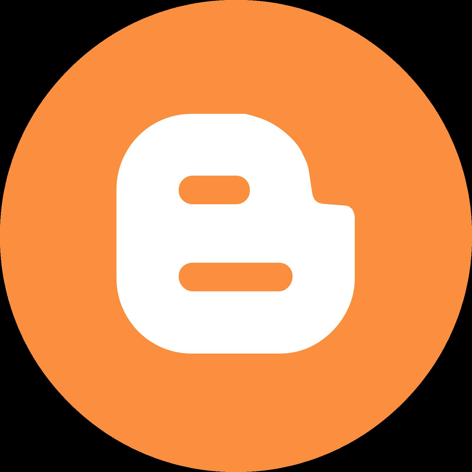 download logo blogger vector svg eps png psd ai - el fonts vectors
