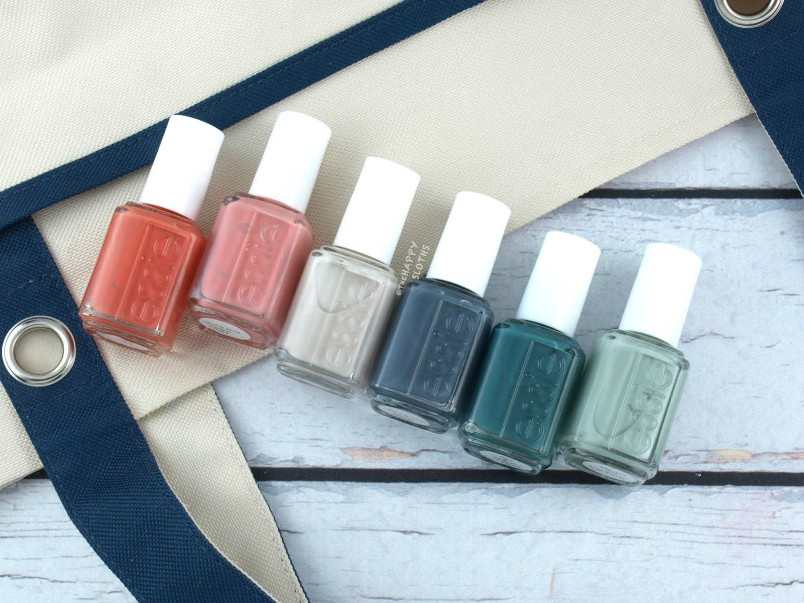 Essie | Spring 2018 Collection: Review and Swatches