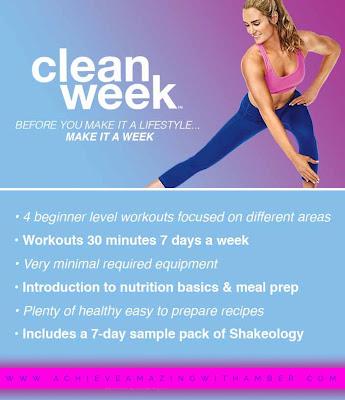 clean week, beachbody, beachbody, clean week, clean week megan daviis, shakeology, healthy, keto, support group