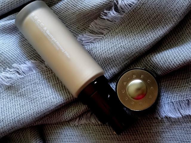Becca Backlight Priming Filter Review, Photos, Swatches