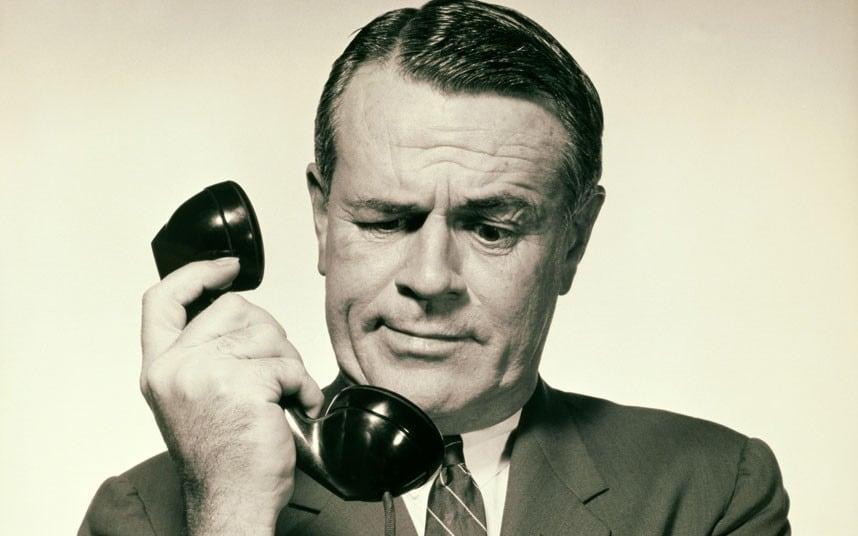 making-phone-call