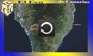 Vídeo incendio La Palma, agosto 2016, desde su comienzo