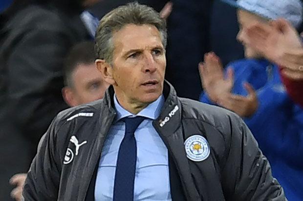 Diminta Mengundurkan Diri oleh Suporter Leicester, Puel Tutup Kuping