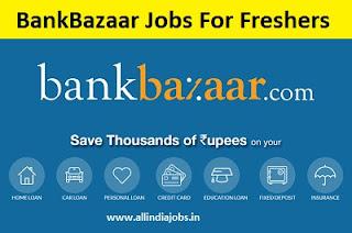 BankBazaar Jobs