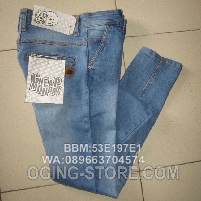 celana Jeans sakubobok