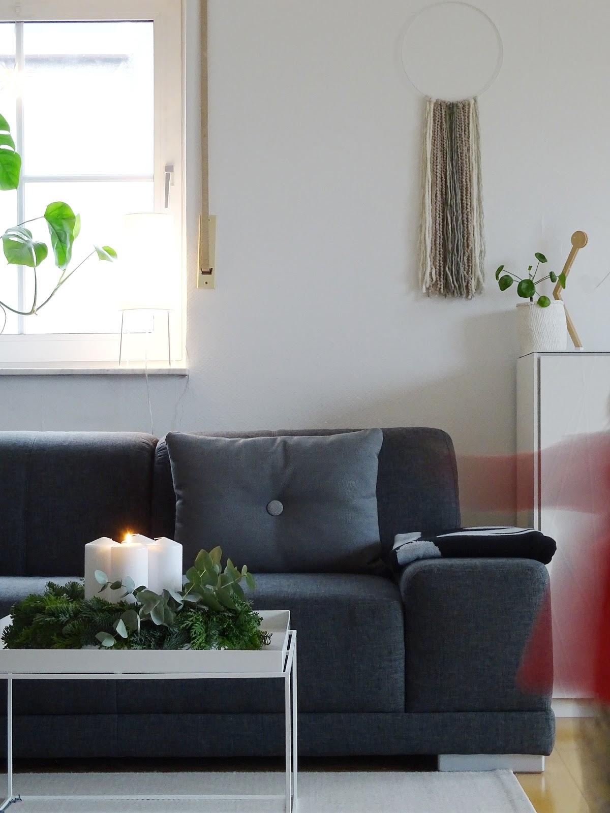 Unser stimmungsvoll-entspannter Advent mitten im Hausbau-Umzugschaos ...