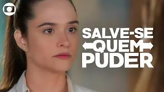 Salve-se Quem Puder: conheça Luna, personagem de Juliana Paiva
