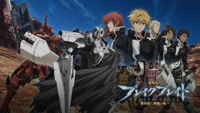 Break Blade - Anime Mirip Black Clover [Rekomendasi Terbaik]