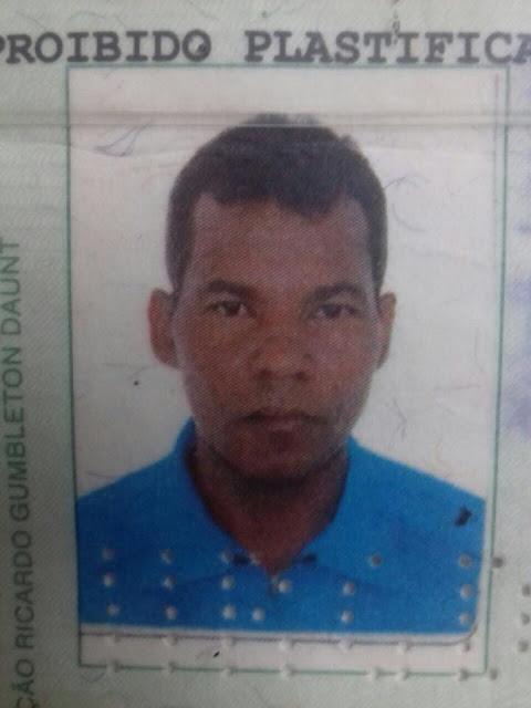 Desaparecido: Valdemar Gomes Pereira em Registro-SP