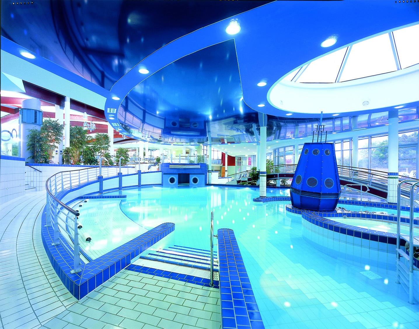 Norddeich Insider:  Ocean Wave Schwimmbad und Sauna