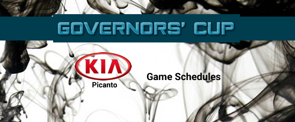 List of Kia Picanto Match Schedules 2017 PBA Governors' Cup