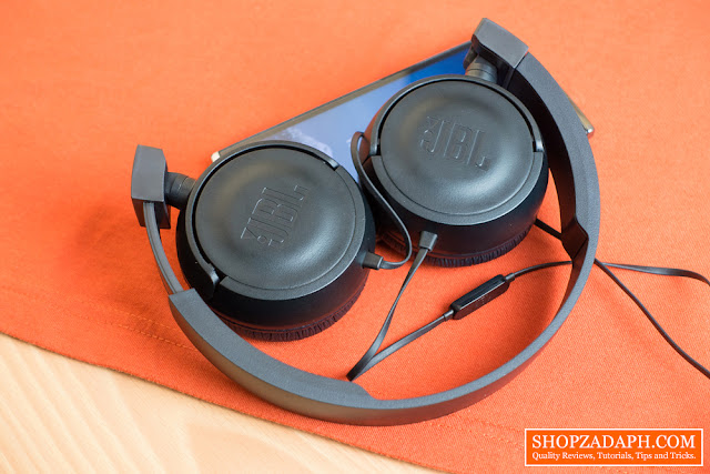 jbl t450 on-ear headphones review - jbl t450 foldable headphone