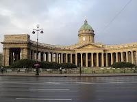 Vacaciones de invierno en San Petersburgo