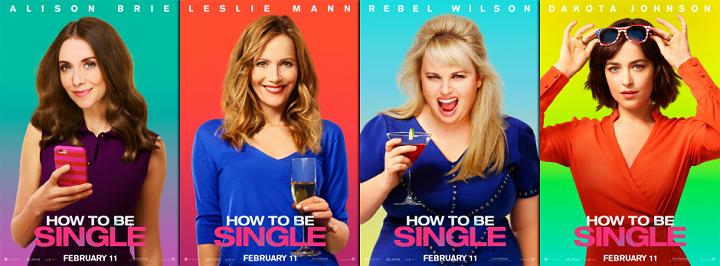 Filme como ser solteira how to be single 2016 tudo que motiva na ordem lucy meg robin e alice ccuart Choice Image