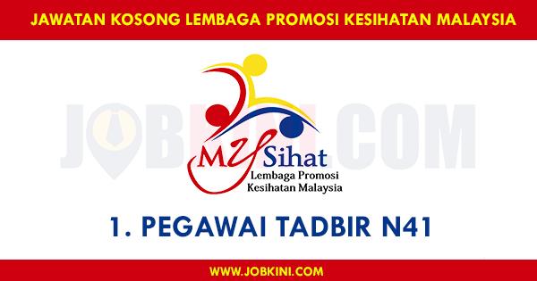 Lembaga Promosi Kesihatan Malaysia
