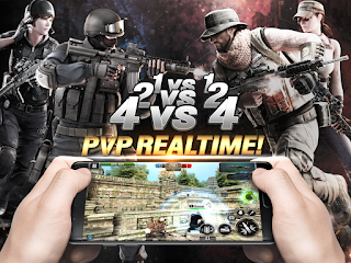 Point Blank Mobile MOD For Android v1.2.0 APK Terbaru 2016 5
