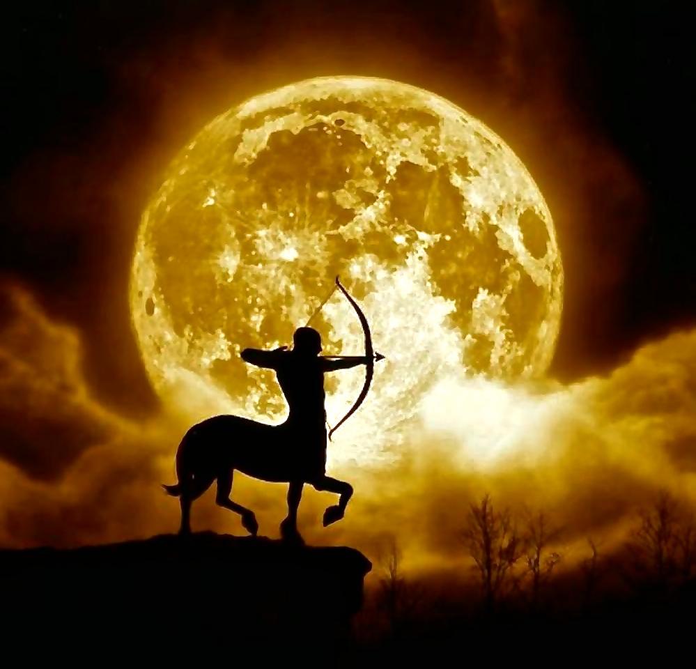 Sanando el alma luna llena en sagitario del conocimiento for En q luna estamos hoy