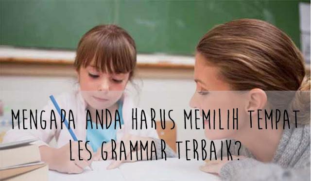 les grammar terbaik