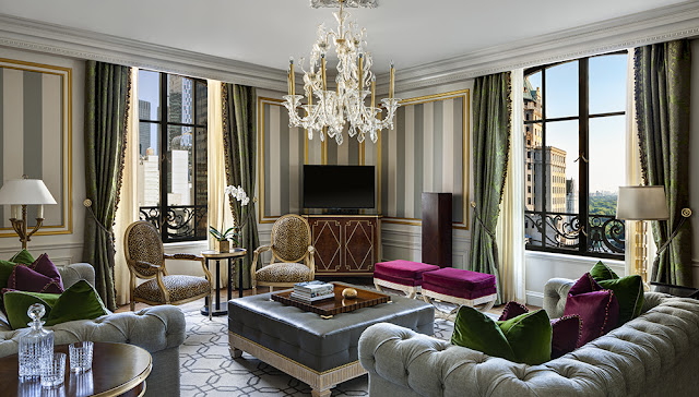 The St. Regis New York redefines luxury in the heart of NYC. Visit this historic, iconic hotel in Midtown Manhattan.