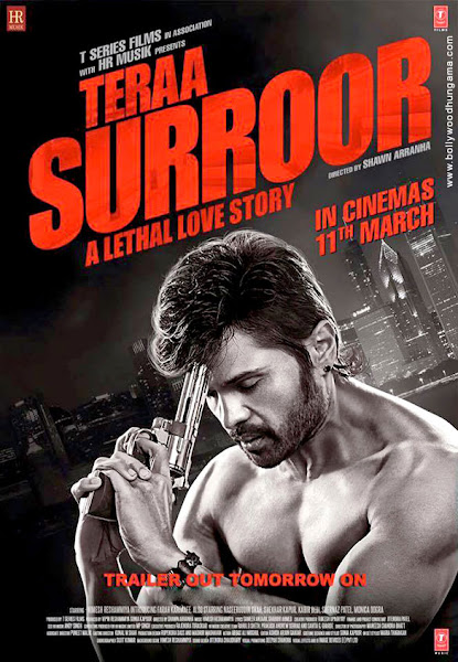 Teraa Surroor (2016) Movie Poster No. 1