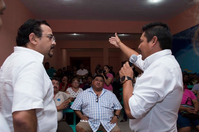 El PRI a tambor batiente por el desarrollo de los municipios