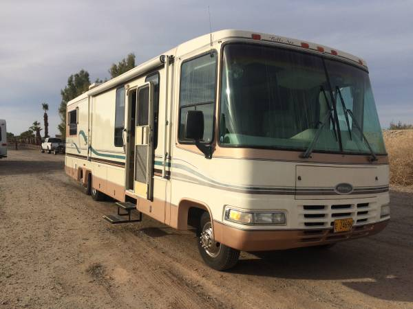 Used RVs 1998 Rexhall Rolls Air Class A RV For Sale For Sale